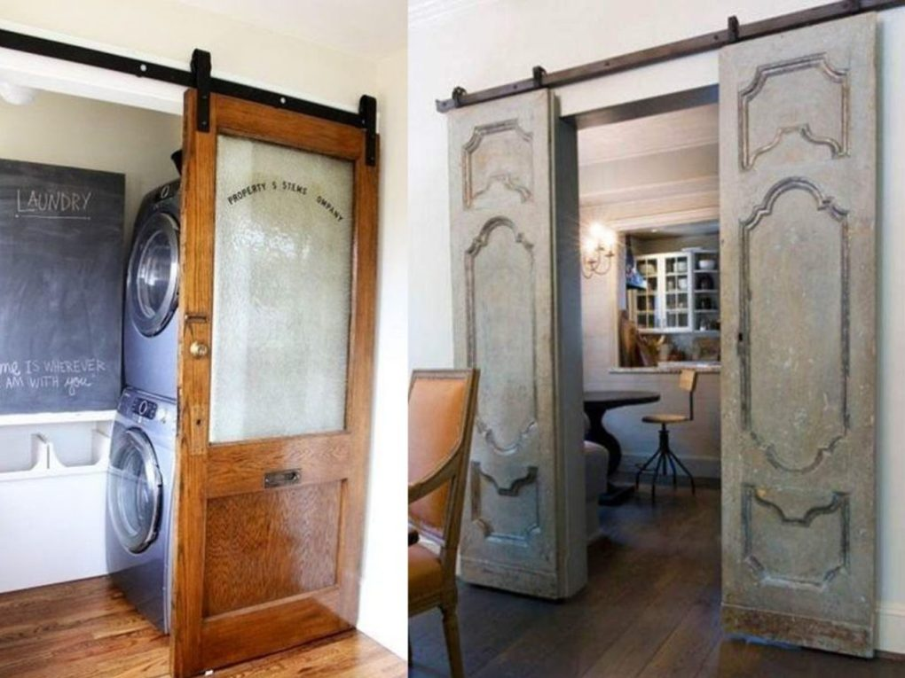 make barn doors
