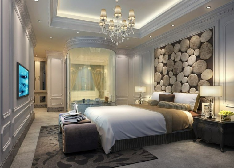 Wall Covering Of Bedrooms 50 Ideas Useful