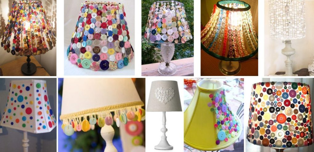 lamps with buttons