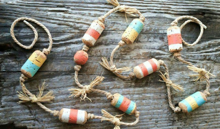 Give your wine corks a nautical update