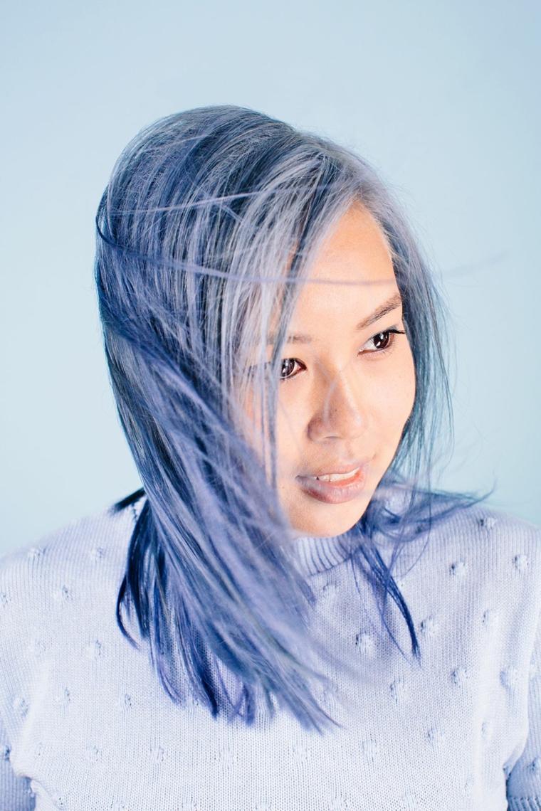 hair colors pastel style ideas