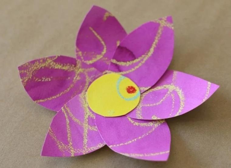 flower-of-cardboard