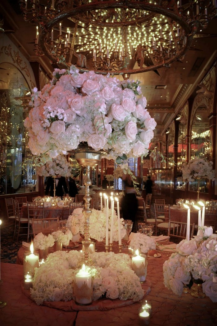wedding centers flowers white roses ideas