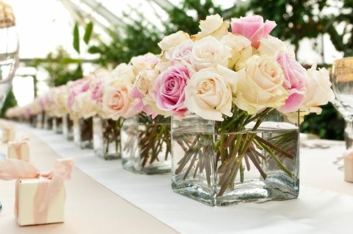 Wedding centers flowers roses ideas