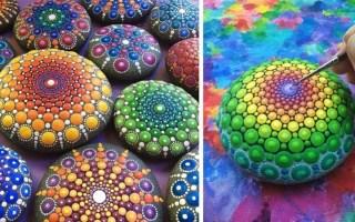 super deco stones pintos mandalas