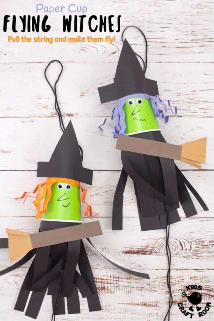 Halloween crafts for kids 2018