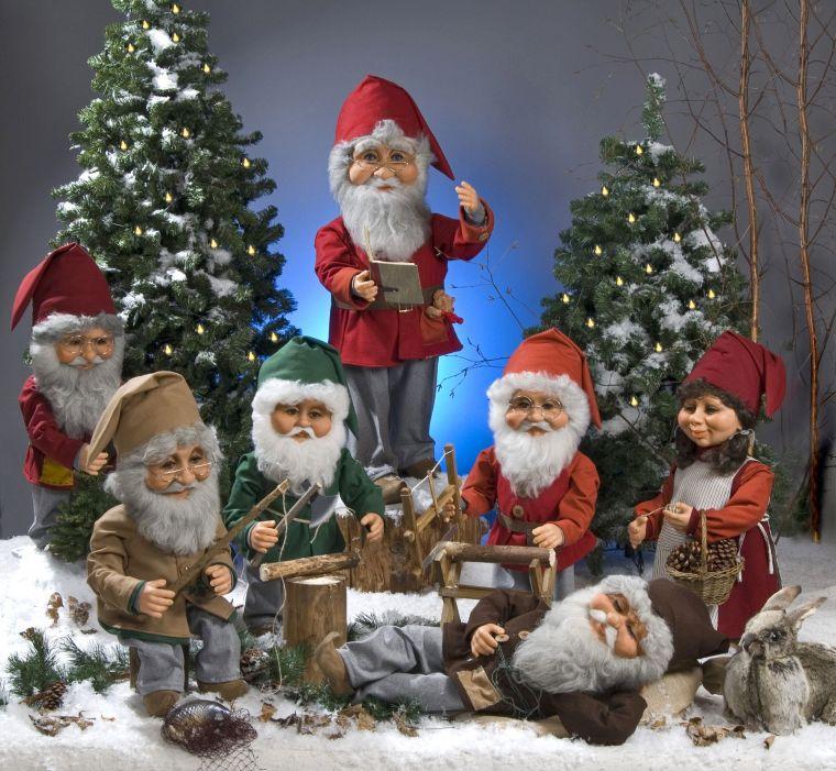 Christmas elves baraba
