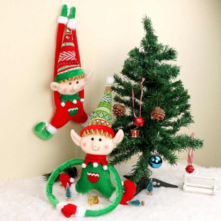 Christmas elves tradition