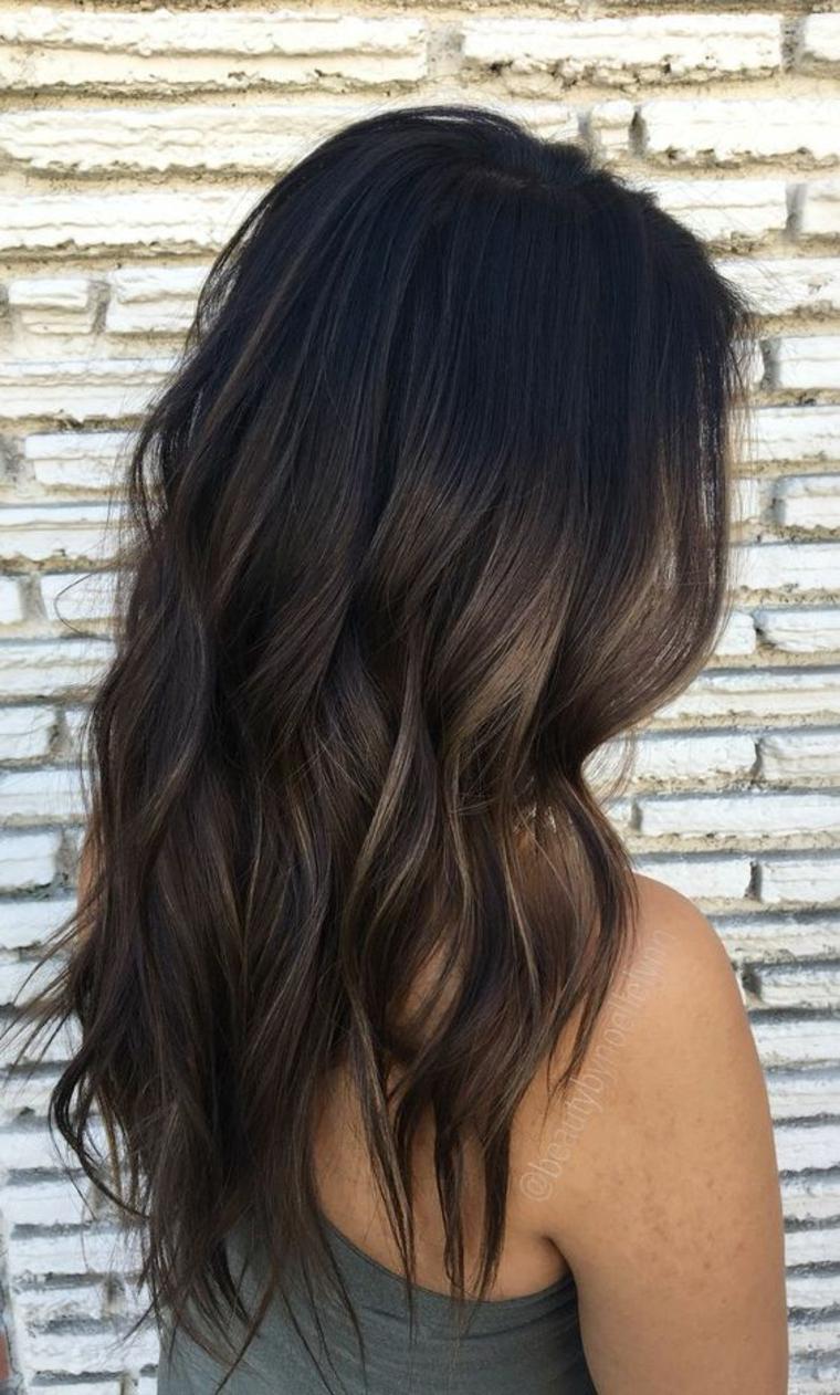 types of California wicks for brunettes