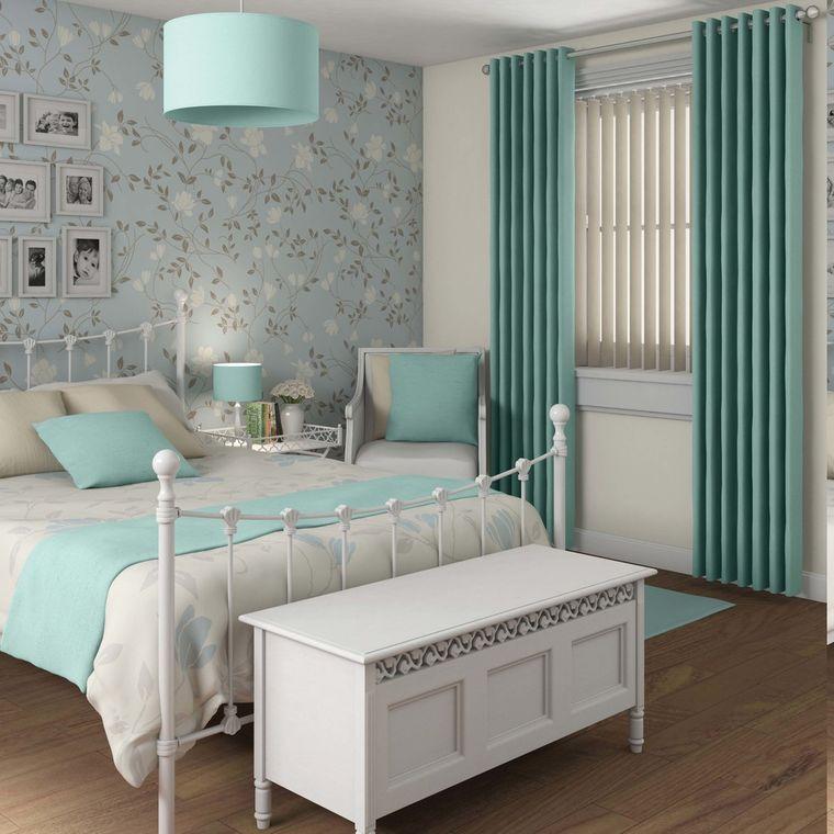 aquamarine bedrooms