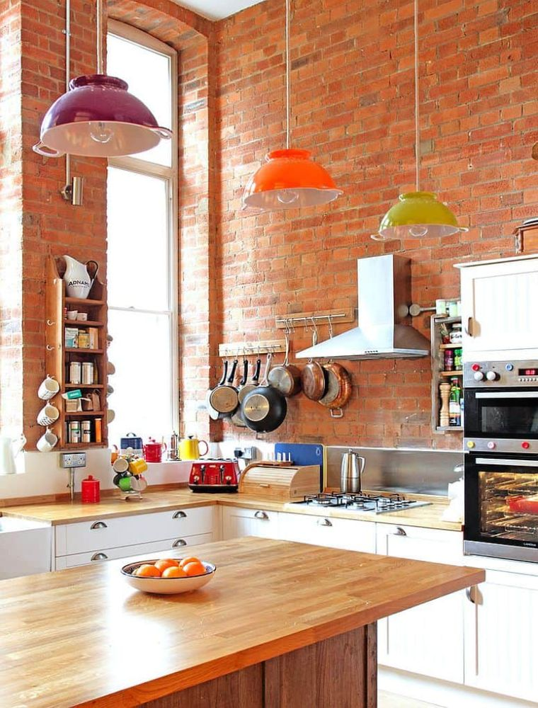 small kitchens lamps