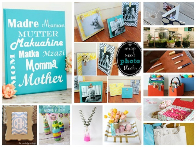 12 Last Minute Ideas for Mother's Day T&D Blog