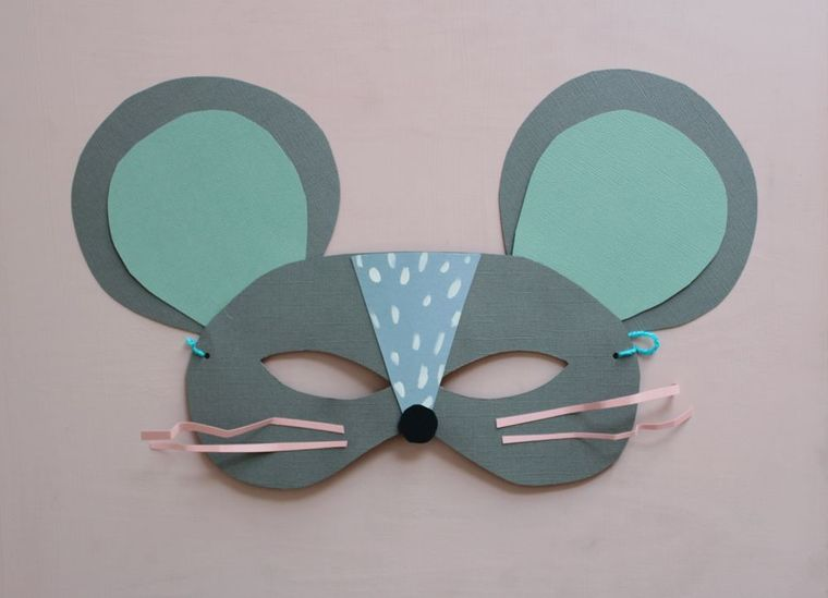 little mouse children's crafts