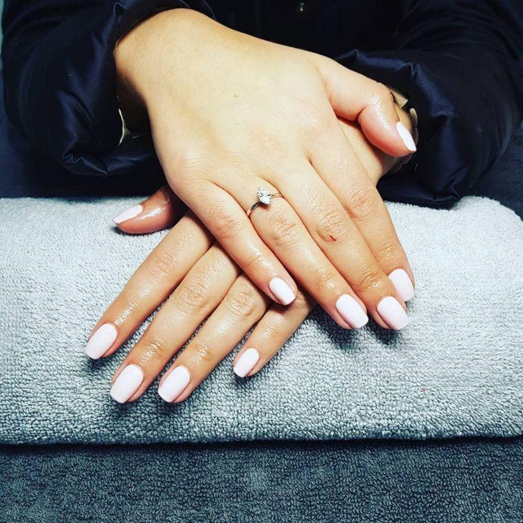 types of basic manicure