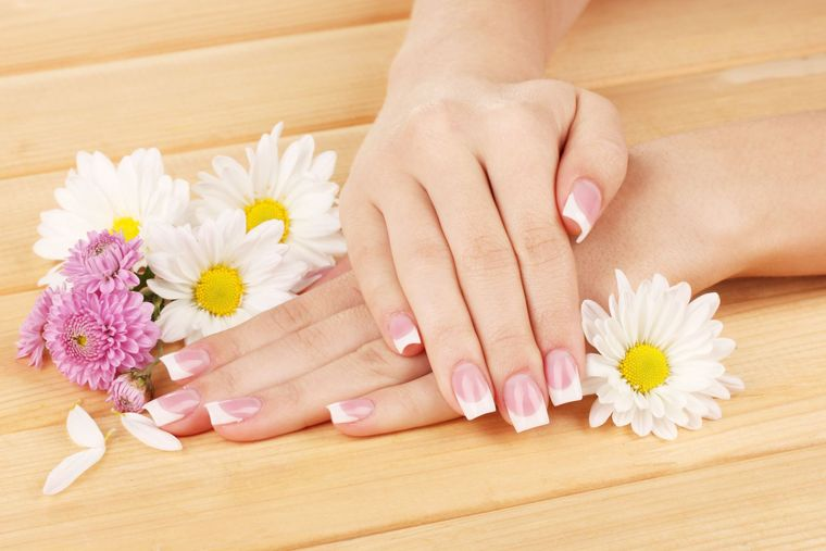 types of manicure health