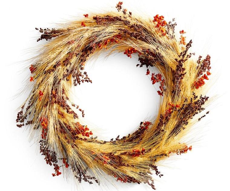 ears of wheat crown