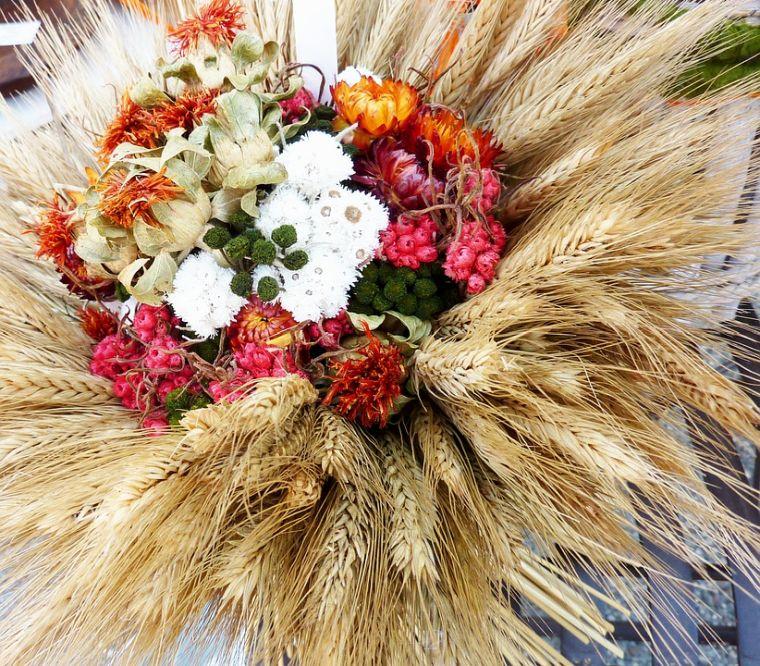 ears of wheat big bouquet