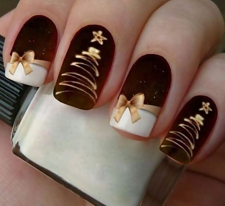 Christmas Nail Designs With Art