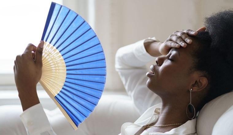 heat stroke various symptoms