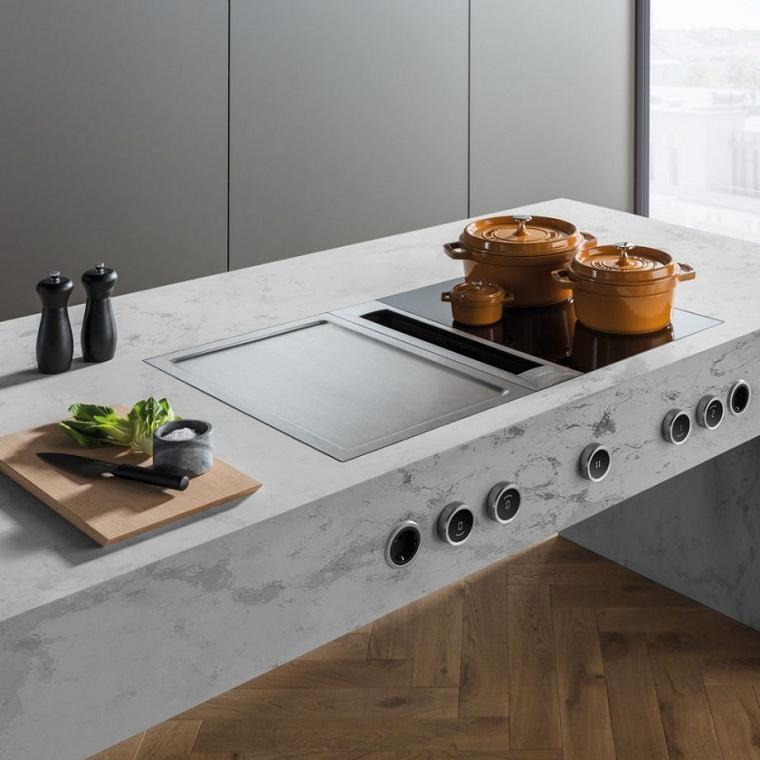 kitchens 2021-white-countertop