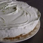 Gin and Lime Cheesecake - The Usual Saucepans