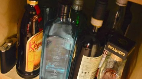 Booze Cabinet