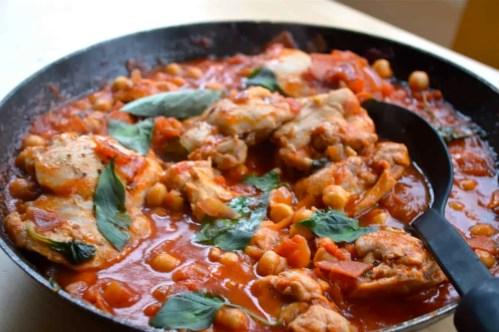 Chicken & Tomato Dinner