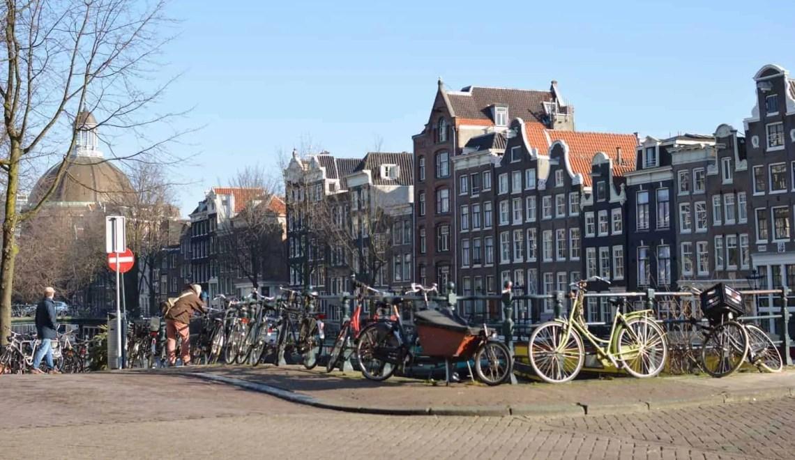 Adventures in Amsterdam