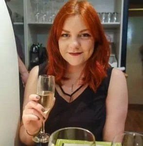 Kirsty - A Dash of Ginger