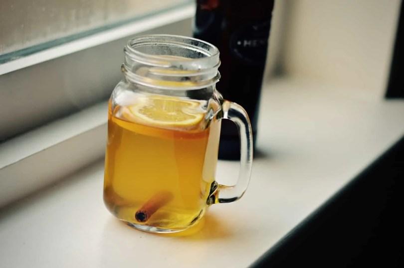 Easy Mulled Cider
