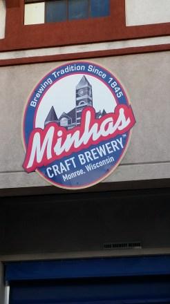 Minhas Craft Brewery, Monroe, WI