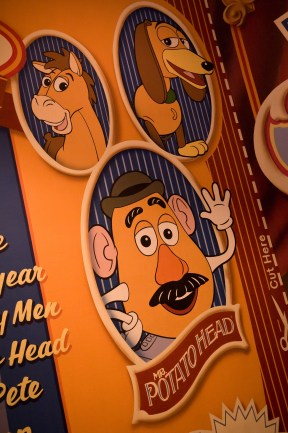 """Toy Story Midway Mania & Pixar Place"" by hyku is licensed under CC BY-SA"