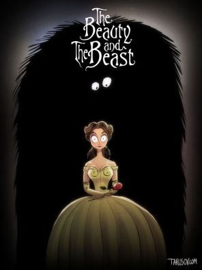 Beauty and The Beast by Andrew Tarusov