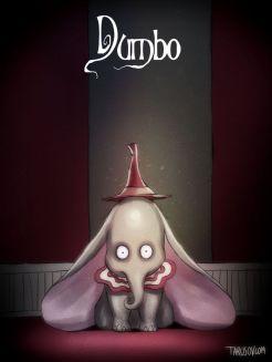 Dumbo by Andrew Tarusov