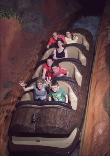 Angry Splash Mountain Everyone