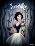 Snow White by Andrew Tarusov