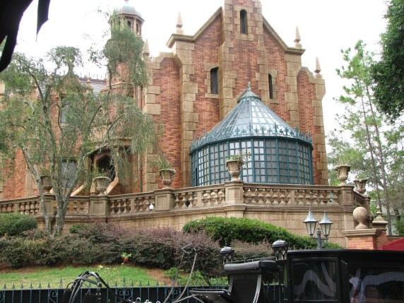 """Haunted Mansion"" by PrincessAshley is licensed under CC BY-ND"