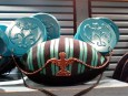 """""""Haunted Mansion mouse ears, MK, WDW, Orlando, Florida, USA.jpg"""" by gruntzooki is licensed under CC BY-SA"""