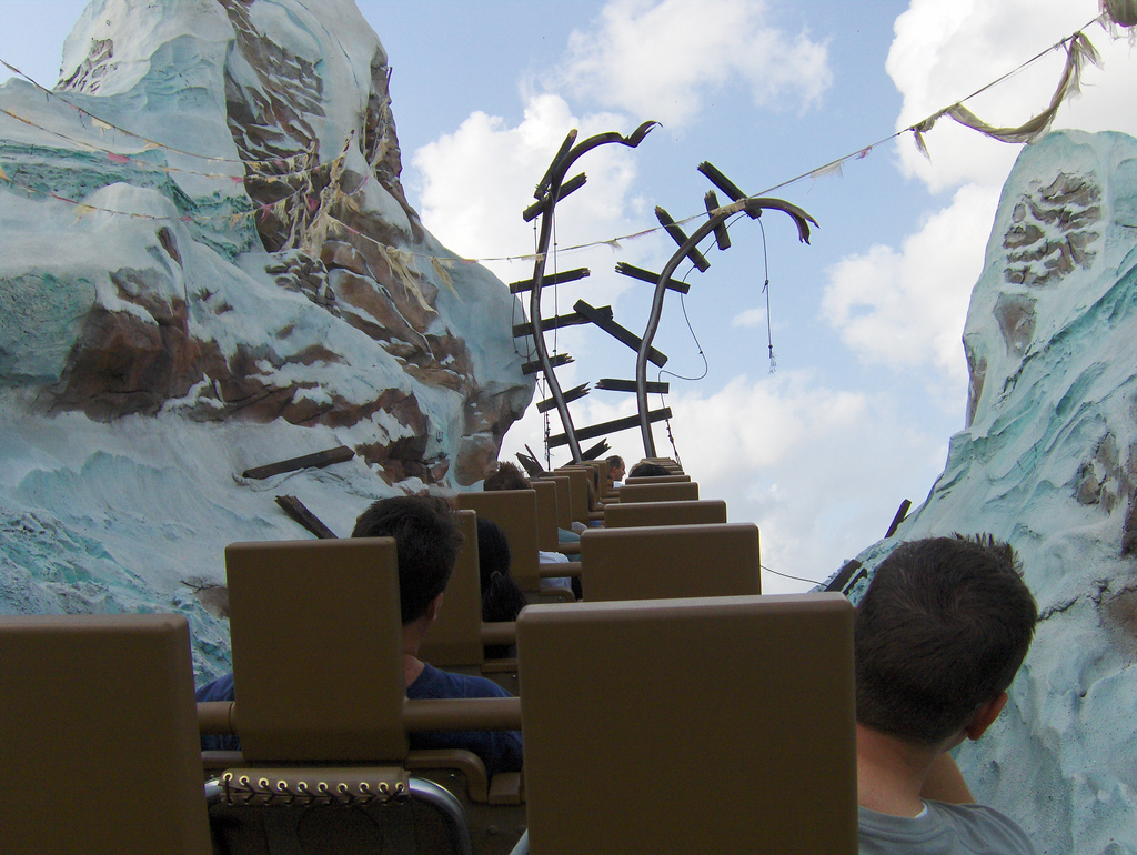 Expedition Everest • DAK