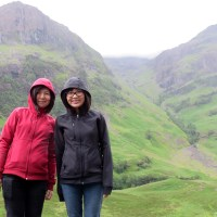 Edinburgh to the Highlands: Long Way to the Top