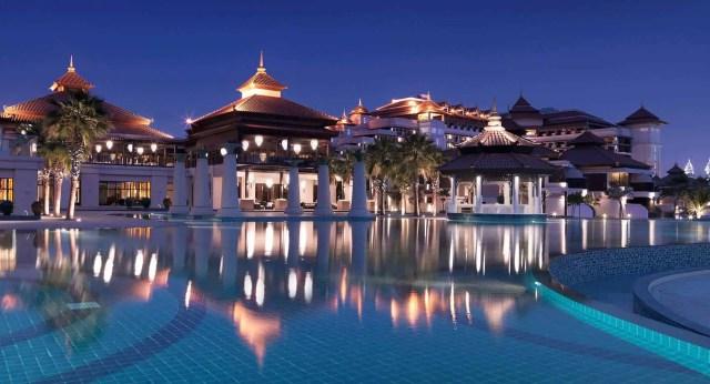 Anantara Pool in Dubai | Best Hotels on The Palm Dubai