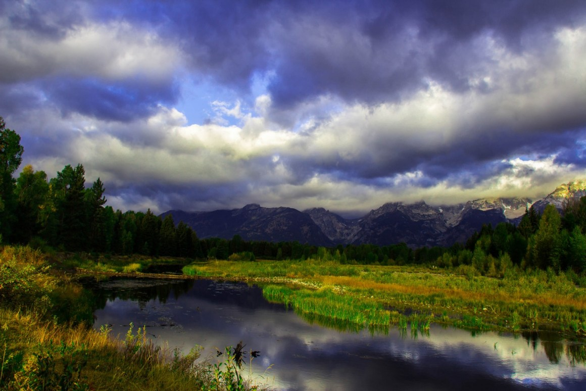 Travel Guide to Grand Teton National Park