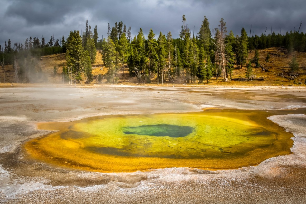 Explore Yellowstone National Park - The Vagabond Wayfarer