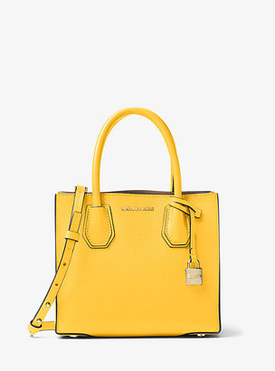 MICHAEL KORS STUDIO Mercer Leather Crossbody