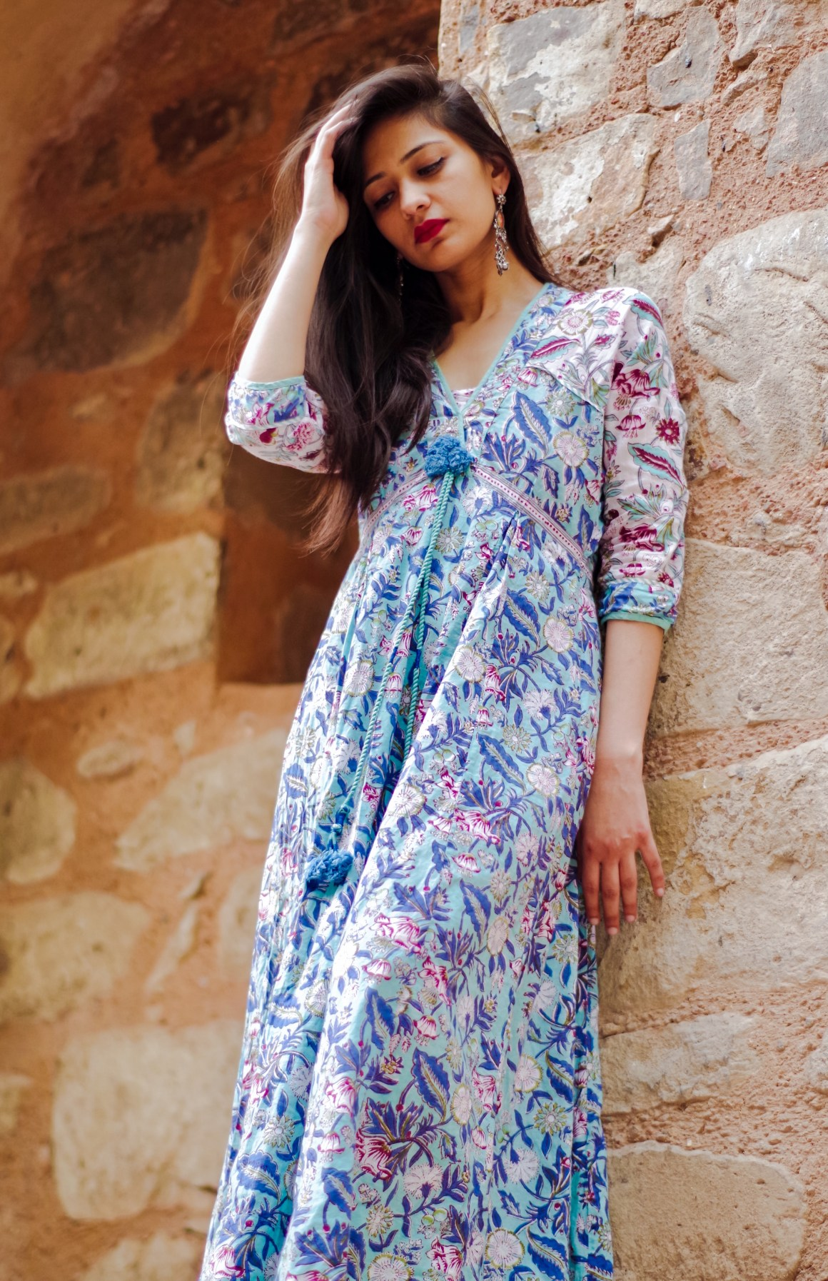 An Indian Summer, Dress - Anokhi