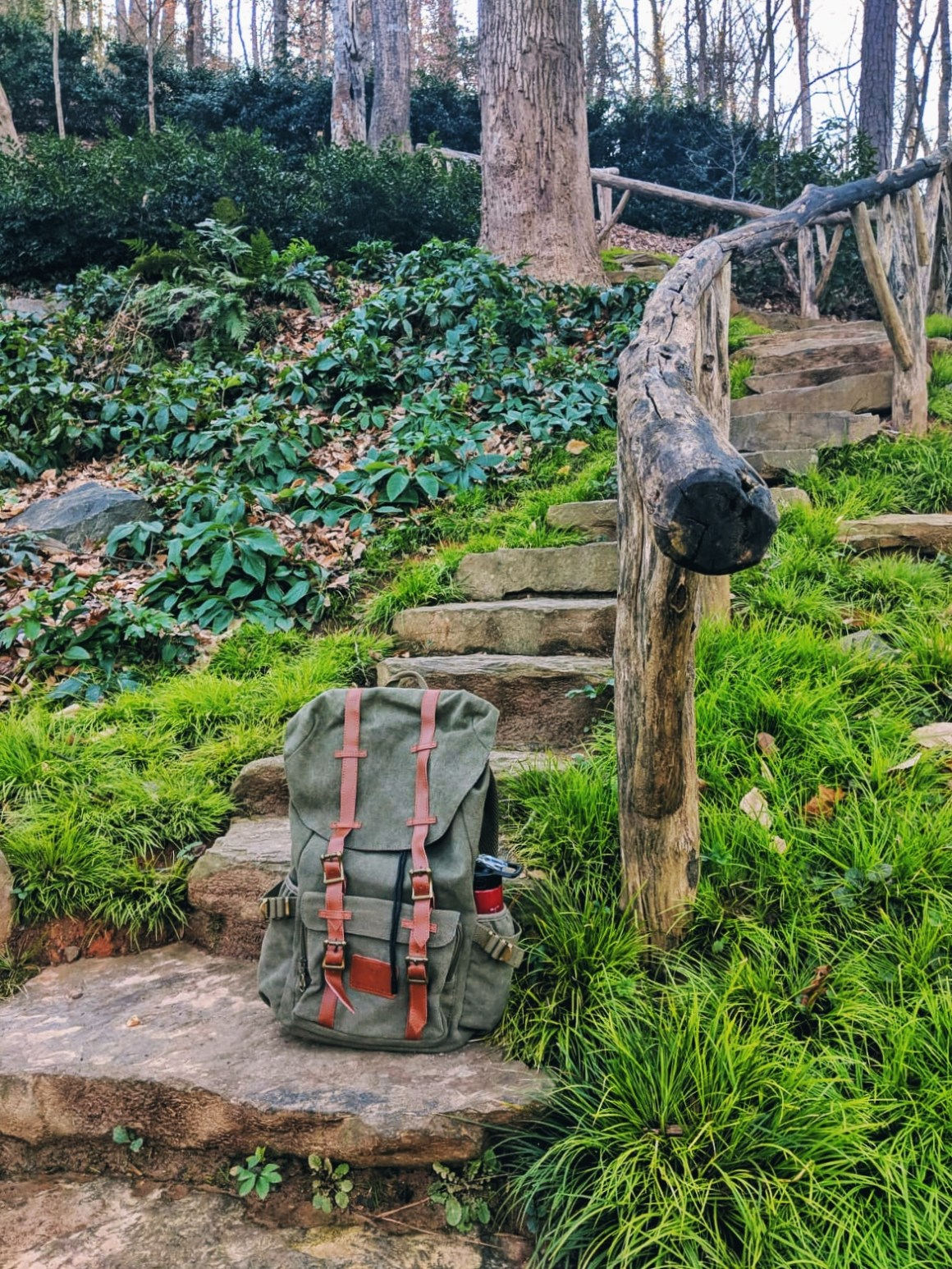 American Shield Granite 25 Backpack