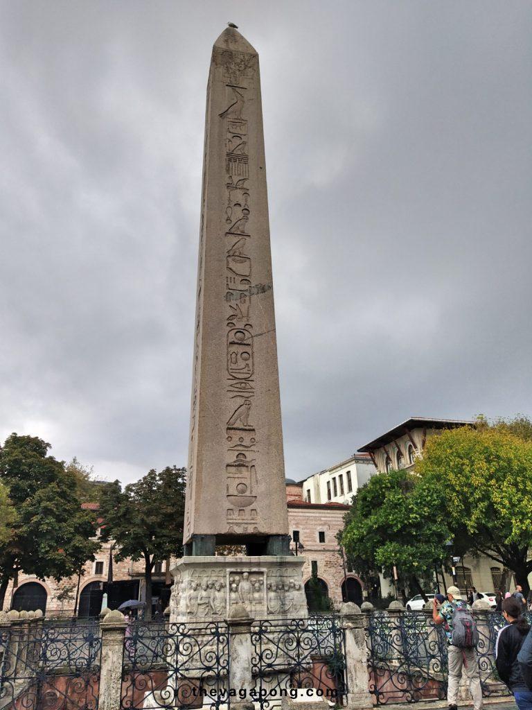 Hippodrome's Tomb