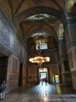 Grand Entrance, Aya Sofia