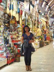 Happy Posing at Grand Bazaar