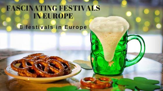 Festival in Europe
